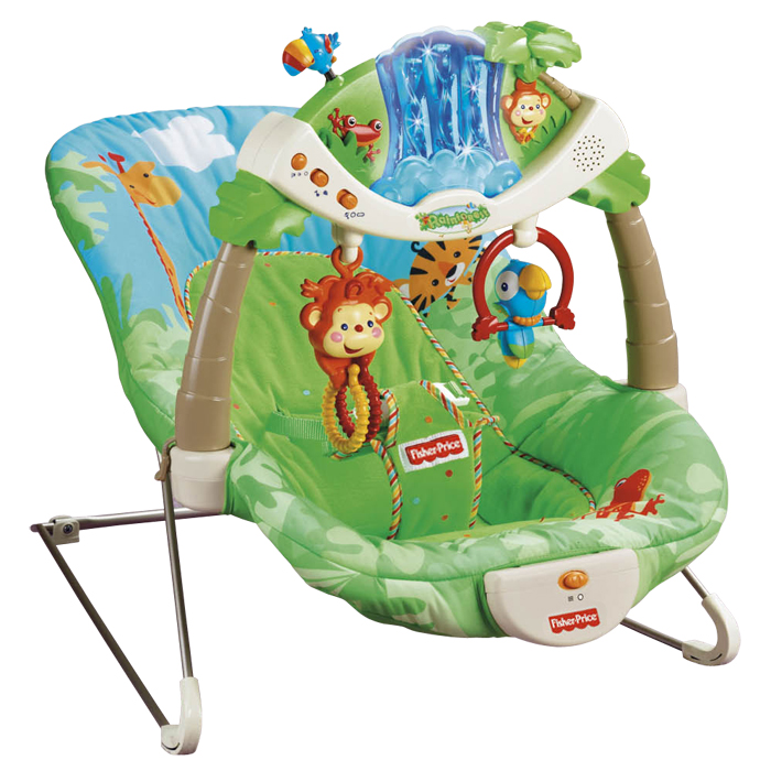 Fisher-Price Bouncy Seat - Nantucket Baby